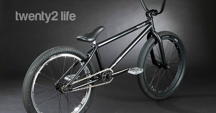 Bikes 22 Inch quot Amero by Faction Bike