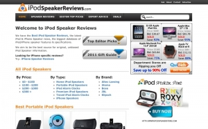 iPod Speaker Reviews