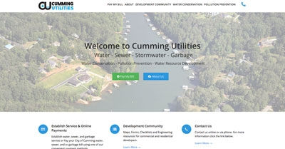 City of Cumming Utilities